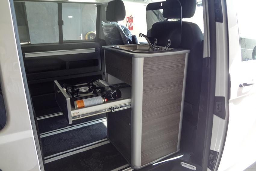 Célèbre MGP Véhicules Récréatifs - Equipement VW California KZ17